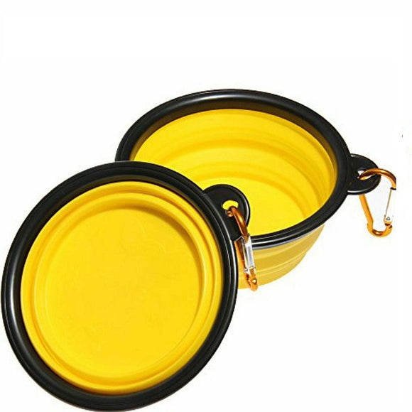 Pet Bowl (Yellow)