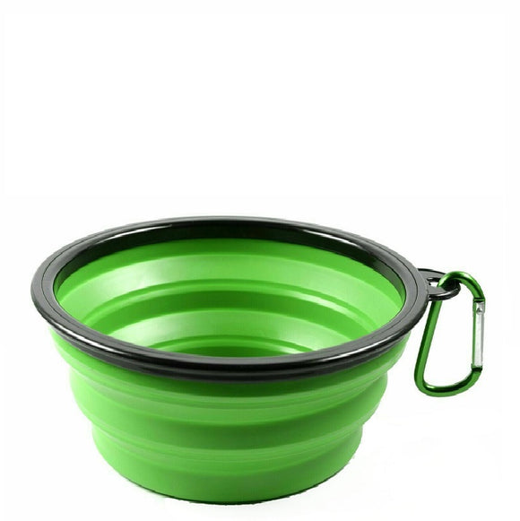 Pet Bowl (Green)