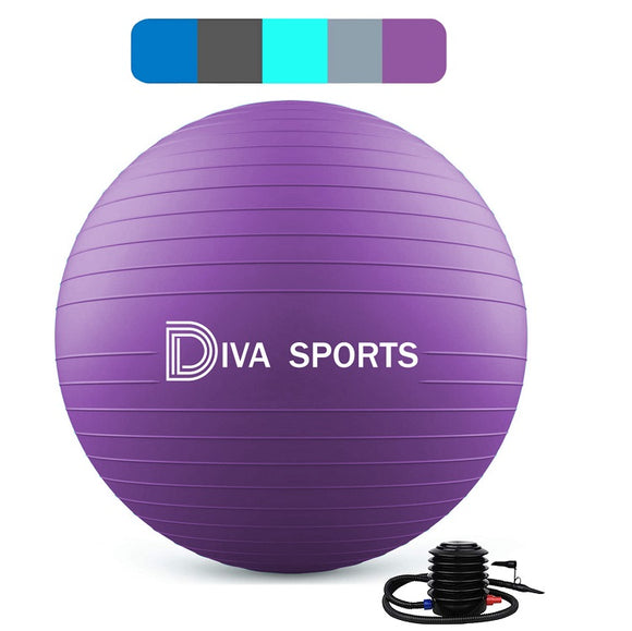 Yoga Ball (Purple)