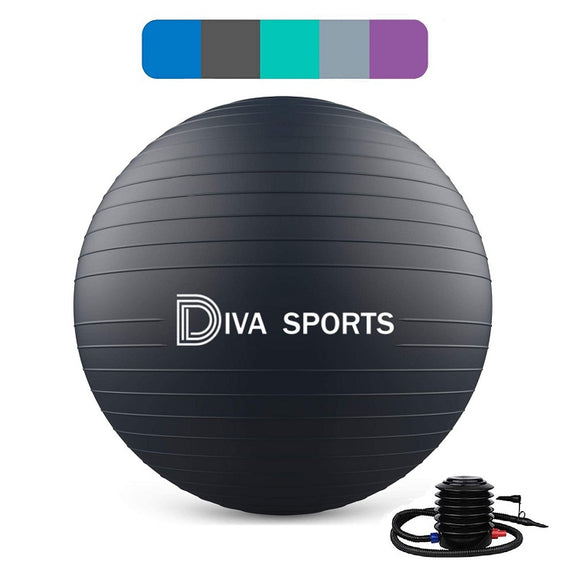Yoga Ball (Black)