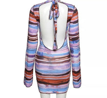 Load image into Gallery viewer, Swirl Dress