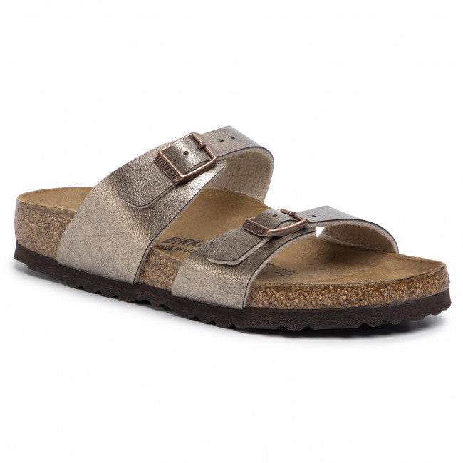 בירקנשטוק -  כפכפי נשים סידני טיופ Birkenstock Sydney Graceful Taupe (4538199867466)