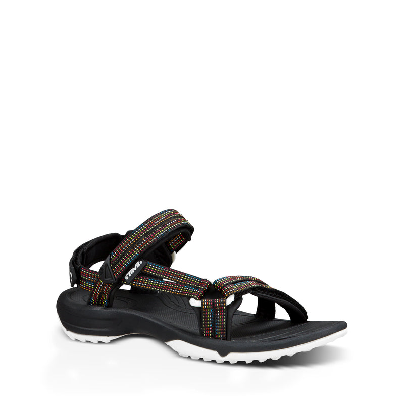 סנדלי נשים Teva Terra Fi Lite City Lights Black Multi (4603466547274)
