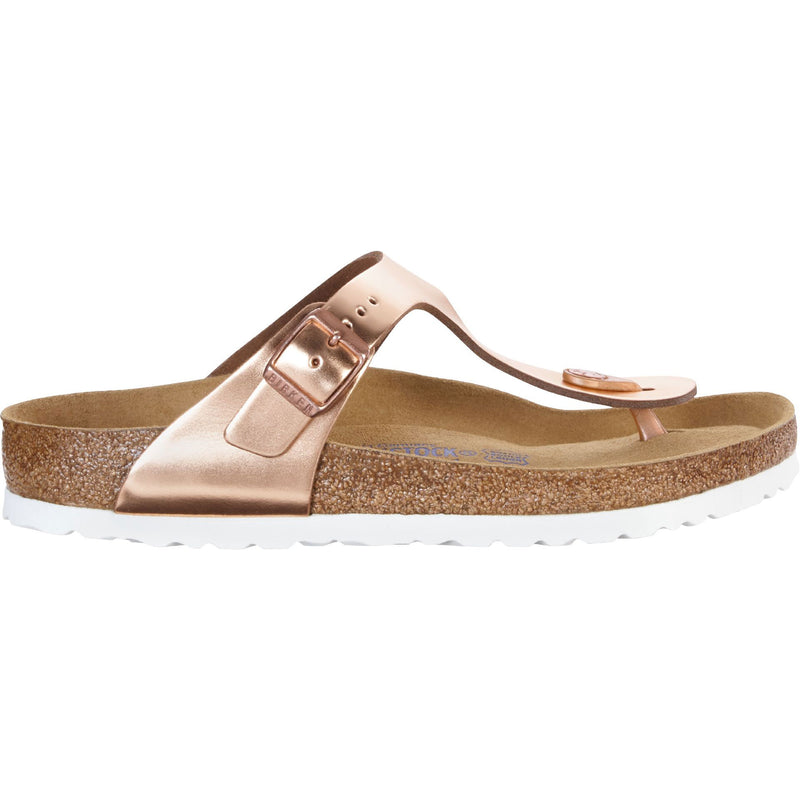 בירקנשטוק כפכפי נשים גיזה קופר מטאלי Birkenstock Gizeh  Metallic Copper (4532310343754)