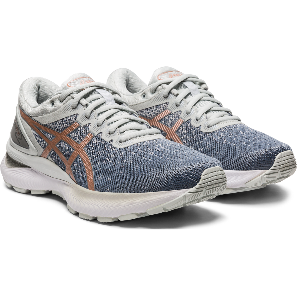 נעלי נשים אסיקס Asics Gel Nimbus 22 Knit Women (4546377711690)