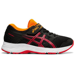 נעלי ילדים אסיקס Asics Contend 5 Ps Kids Black - Original's (4418182185034)