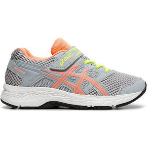 נעלי ילדים אסיקס Asics Contend 5 Ps Kids Grey - Original's (4418182611018)