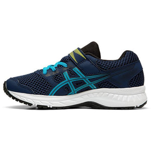 נעלי ילדים אסיקס Asics Contend 5 Ps Kids Blue - Original's (4418183266378)