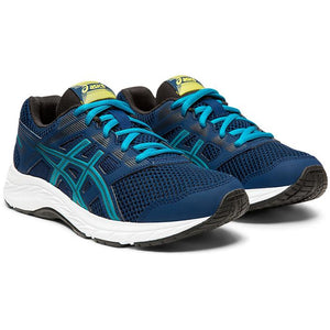 נעלי ילדים אסיקס Asics Contend 5 GS Kids Blue - Original's (4418090664010)
