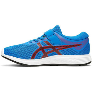 נעלי ילדים אסיקס Asics Patriot 11 PS Kids Blue - Original's (4409251594314)