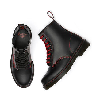 נעלי ד״ר מרטינס Dr. Martens 8 Eye Boot Black 1460