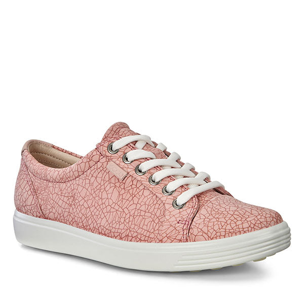 ECCO 430003-51414 Soft 7 Ladies Rose Women - נעלי אקו לנשים (6040315625655)