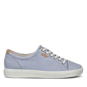 ECCO Soft 7 Dusty Blue Women - נעלי אקו לנשים (6040316543159)
