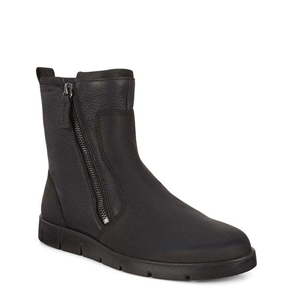 ECCO Bella Black Oil Nubcuk Quarry Women - נעלי אקו לנשים (6040316969143)