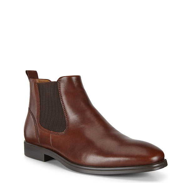 ECCO Melbourne Cognac The Natural Men - נעלי אקו לגברים (6040317624503)