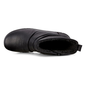 מגפני נשים אקו באבט Ecco Babett Boot Black Quarry (4515756703818)