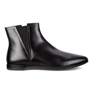 מגפי נשים אקו שחור - ECCO ladies ankle boot