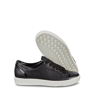 ECCO Soft 7 Ladies Black Women - נעלי אקו לנשים (6040315166903)