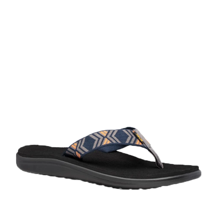 כפכפי גברים TEVA Voya Flip Quito Dark Denim (4588906545226)