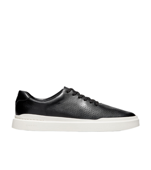 נעלי גברים קול האן Cole Haan Grandpro Rally Laser Cut Sneaker Black (4531561201738)