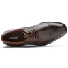 Rockport TM Office Cap Toe Dark Brown Men רוקפורט נעלי גברים חום (4791795023946)
