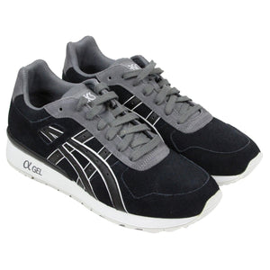 אסיקס שחור אפור Asics GT II Men (4540810100810)
