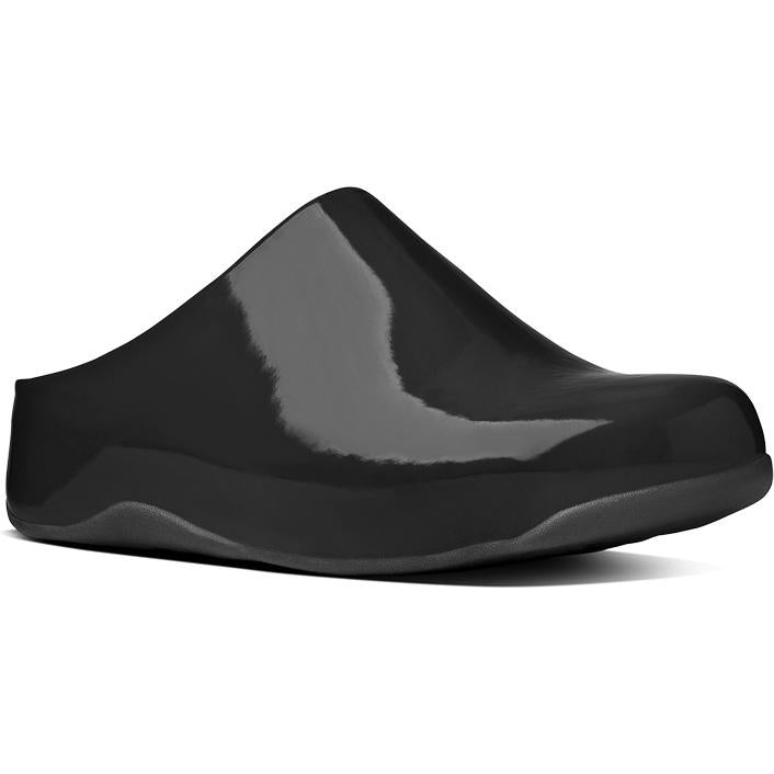פיט פלוט שוב שחור לק Fit-Flop Shuv Patent Black (4395493982282)