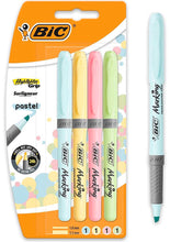 Load image into Gallery viewer, BIC Pastel Highlighters - Set of 4 - The Crafts Vine