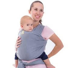 All-in-1 Stretchy Baby Wraps - Baby Sling - Infant Carrier - Babies Wrap