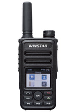 Load image into Gallery viewer, Winstar IP-77 4G LTE Network IP Radio GPS Multifunctional Portable Radio