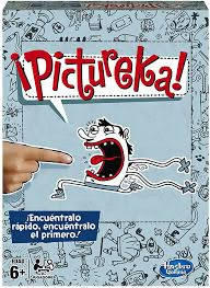 PICTUREKA - CARD GAME