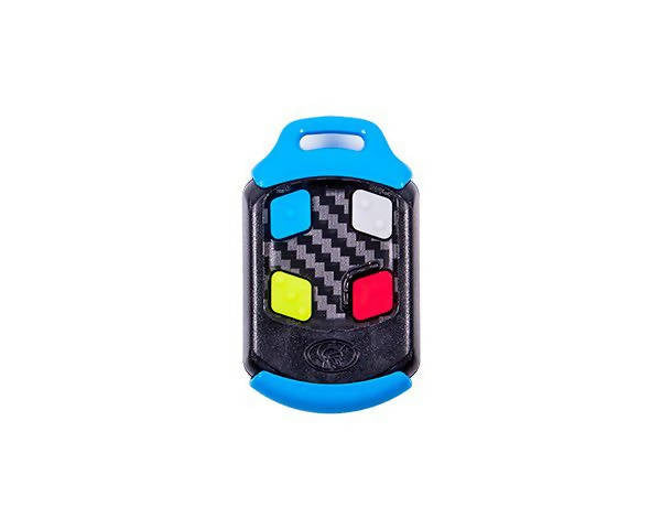 Centurion Nova V3 Remote with 4 Buttons - Black & Blue