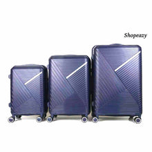 Load image into Gallery viewer, Luxury PP Lightweight Design 3-Piece Luggage Set