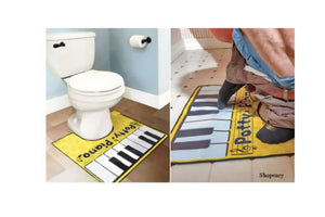 POTTY PIANO, HILARIOUS TOILET FUN, SONG BOOK INCLUDED FOR YOUR POTTY PARTY