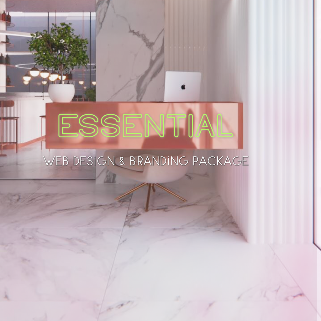 Essential Web Design & Branding Package