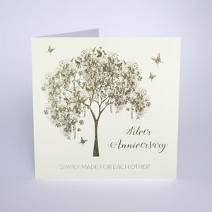 Silver Anniversary - Simply Made For Each Other
