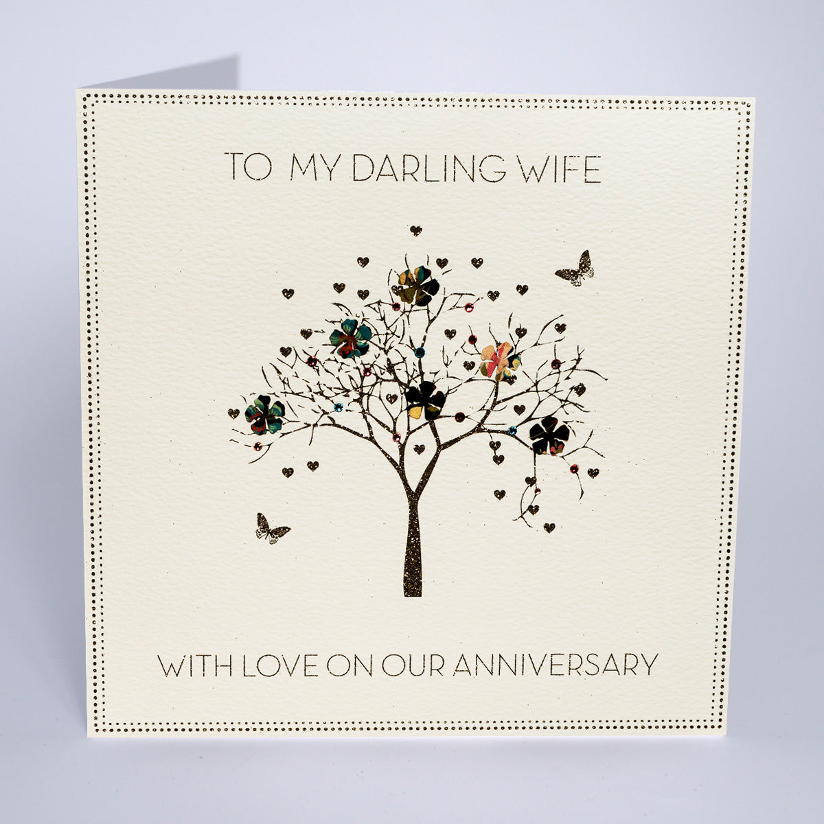 To My Darling Wife - On Our Anniversary