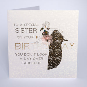 To a Special Sister on Your Birthday….