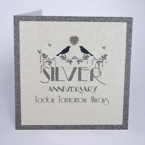 Silver Anniversary - Today, Tomorrow, Always