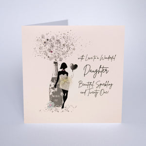 With Love to a Wonderful Daughter - 21