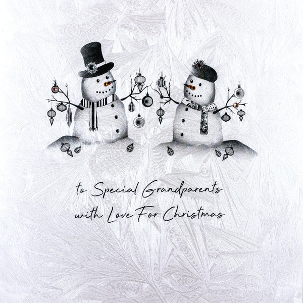 To Special Grandparents with Love for Christmas