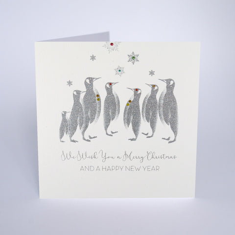 We Wish You a Merry Christmas (Penguins)