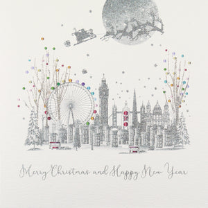 Merry Christmas And A Happy New Year (London)