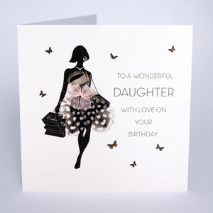 To a Wonderful Daughter With Love