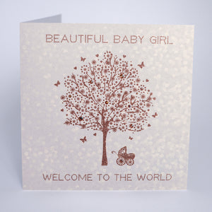 Beautiful Baby Girl….Tree