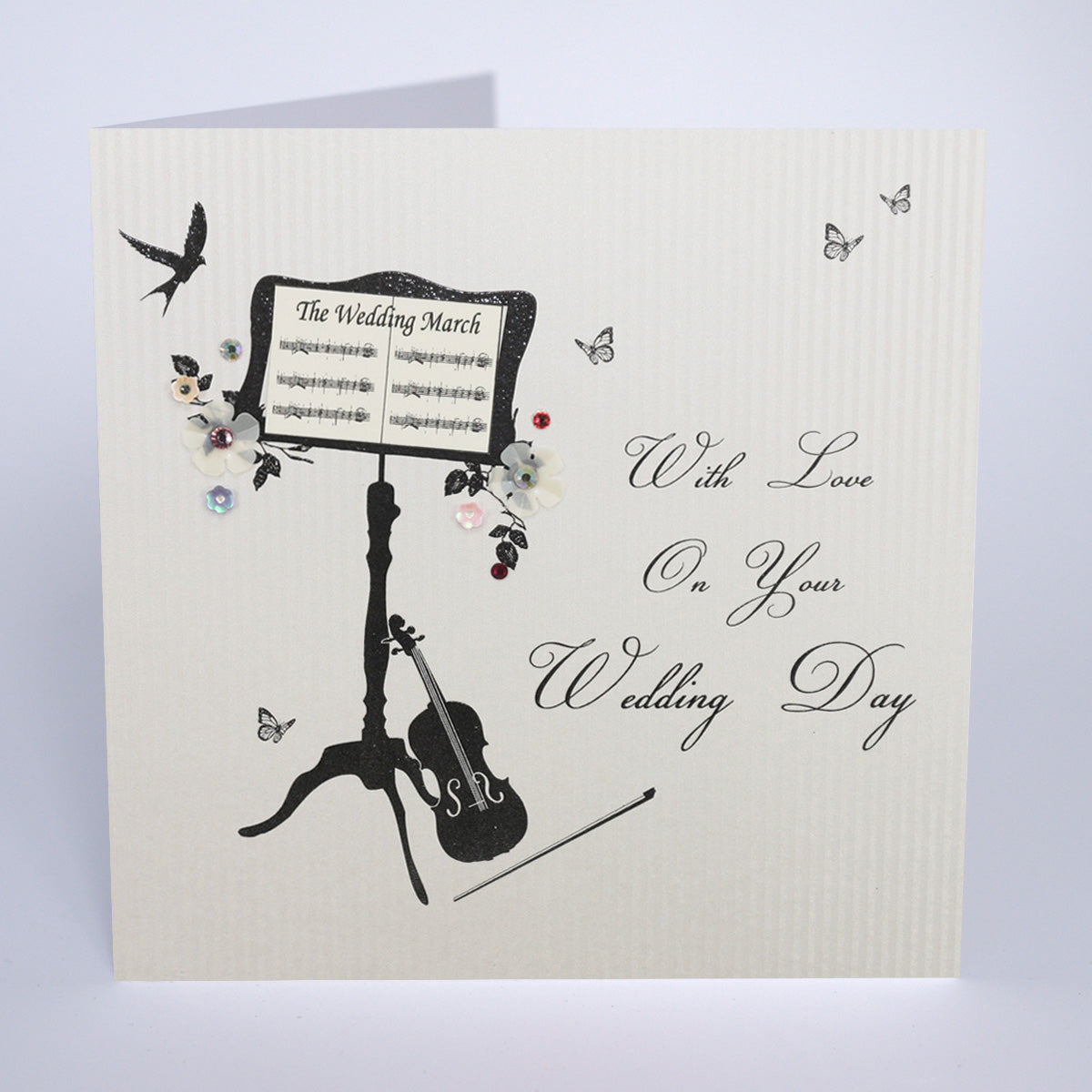 With Love On Your Wedding Day (Violin)