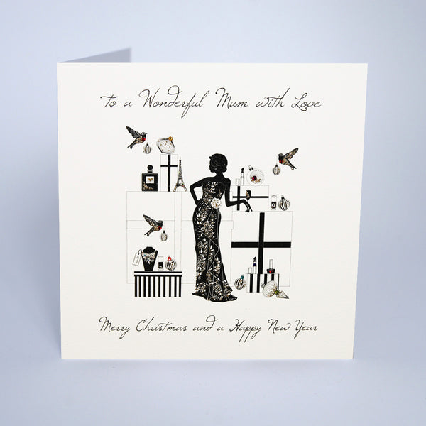 To a Wonderful Mum with Love (Large Card)