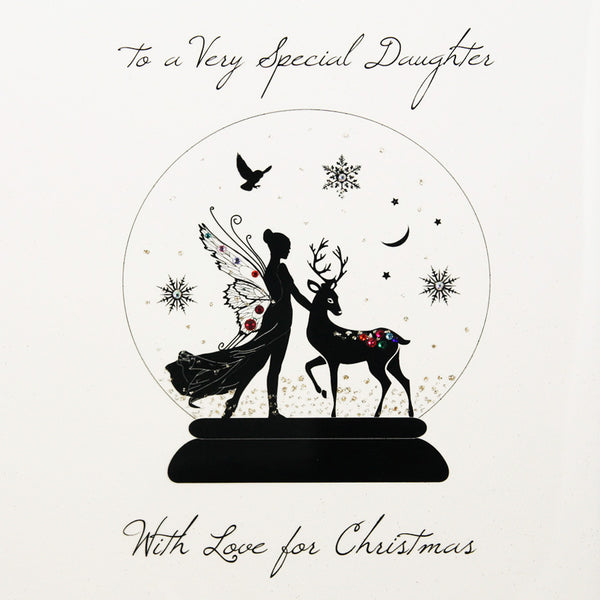 To a Very Special Daughter (Large Card)