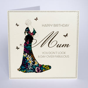 Happy Birthday Mum - Day Over Fabulous