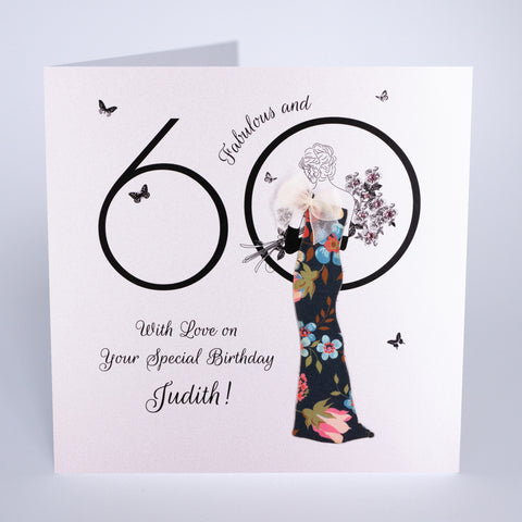 60 - With Love on Your Special Birthday